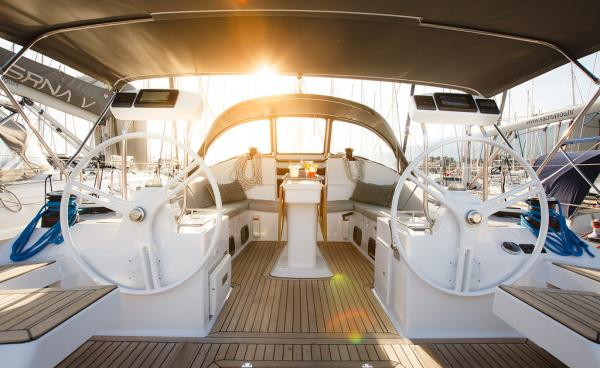 Yacht4you newsElan 50 Impression